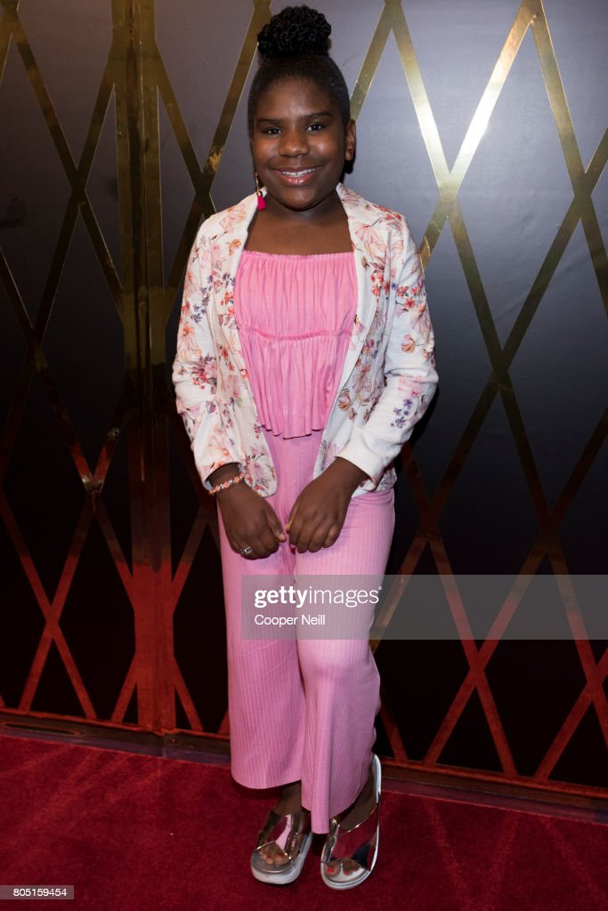 Trinitee Stokes poses for a photo at Bishop T D  Jakes