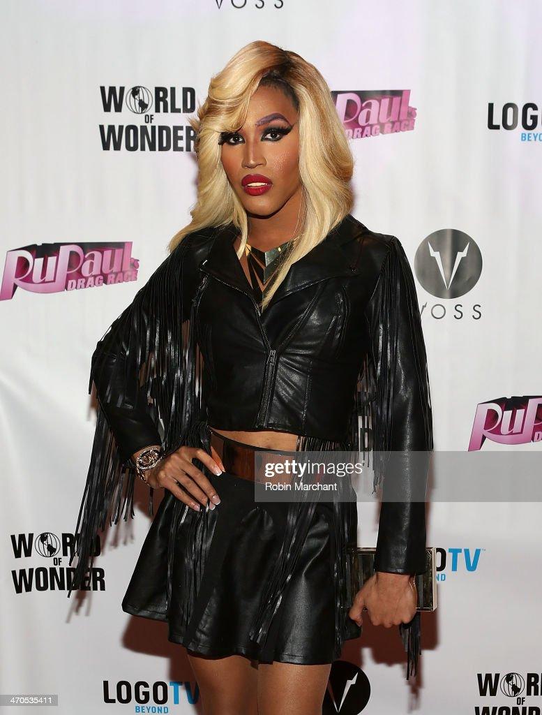 """RuPaul's Drag Race"" Season 6 Party : News Photo"