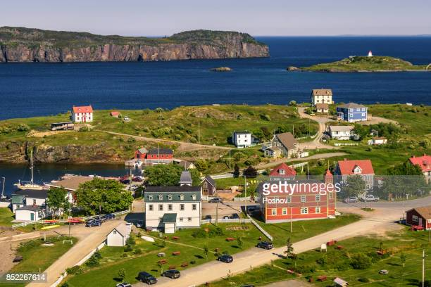 trinity - newfoundland and labrador stock pictures, royalty-free photos & images