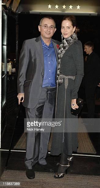 Trinny Woodall and husband Jonny Elichaoff