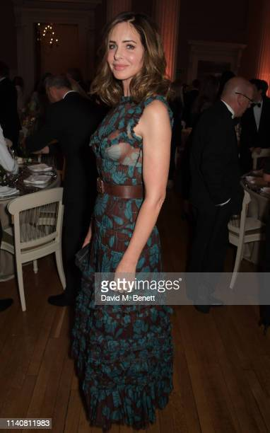 Trinny Woodall attends The Lord Mayor Of Westminster's 'Under The Painted Sky' Gala in support of YoungMinds and Place2Be at Banqueting House on May...