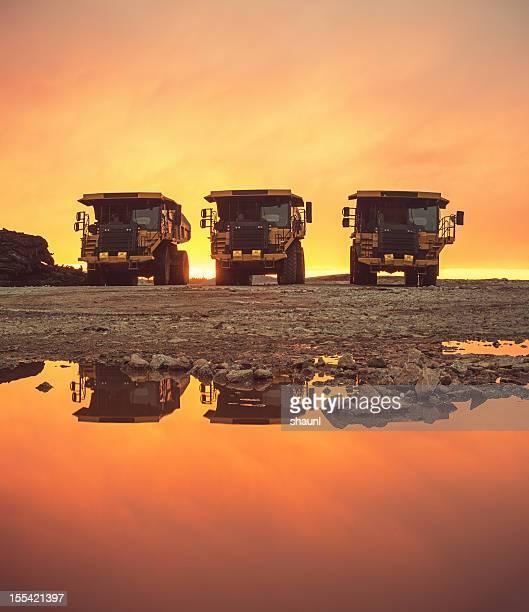 Trio of Trucks