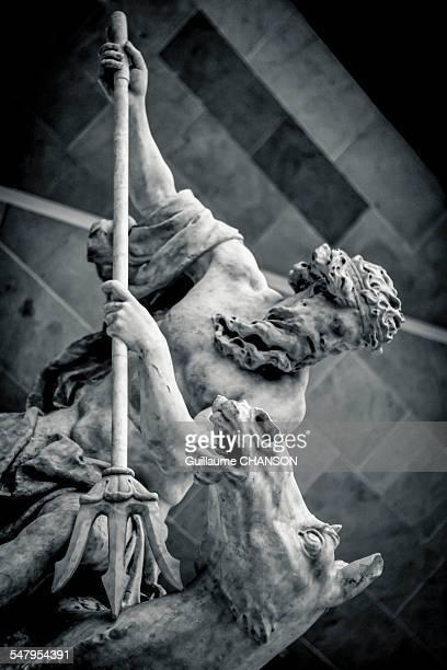 Triomphe de Neptune au Musée du louvre