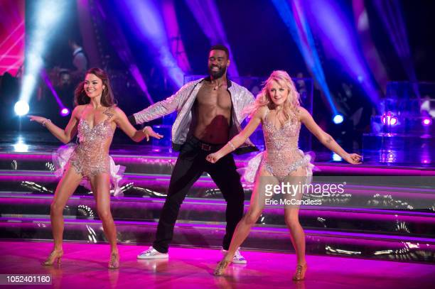 STARS Trios Night The 10 remaining celebrities discover that two may be company but three is definitely not a crowd as former show stars as well as...