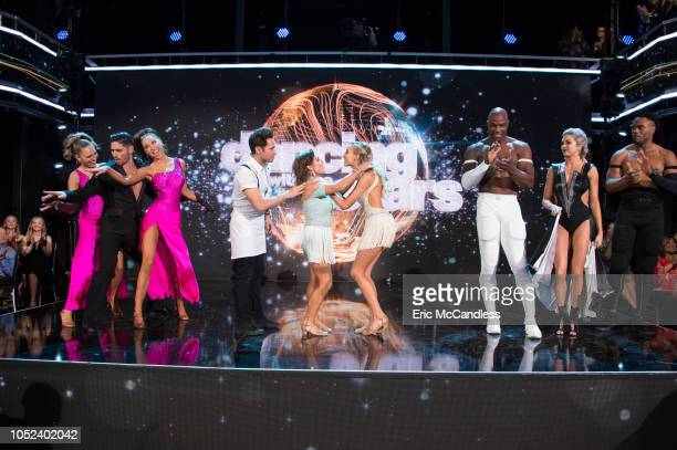 STARS 'Trios Night' The 10 remaining celebrities discover that two may be company but three is definitely not a crowd as former show stars as well as...
