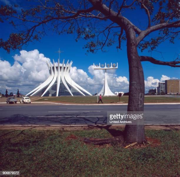 A trip to BrasÕlia Brazil 1980s