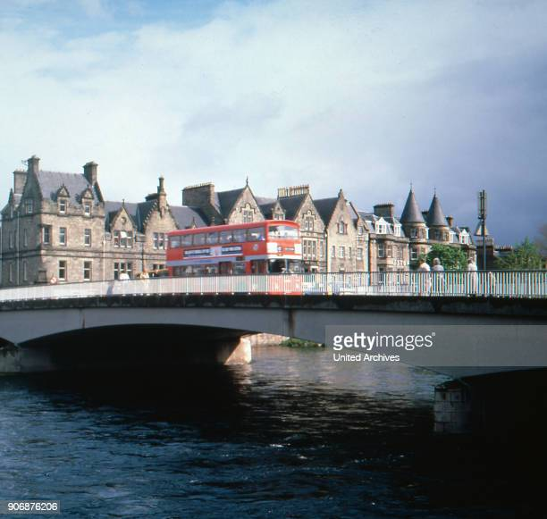 A trip to Inverness Scotland 1980s