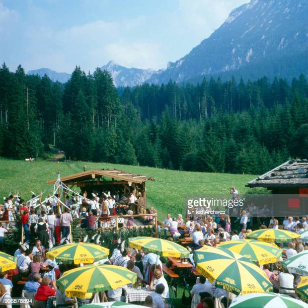 A trip to Inzell Bavaria Germany 1980s