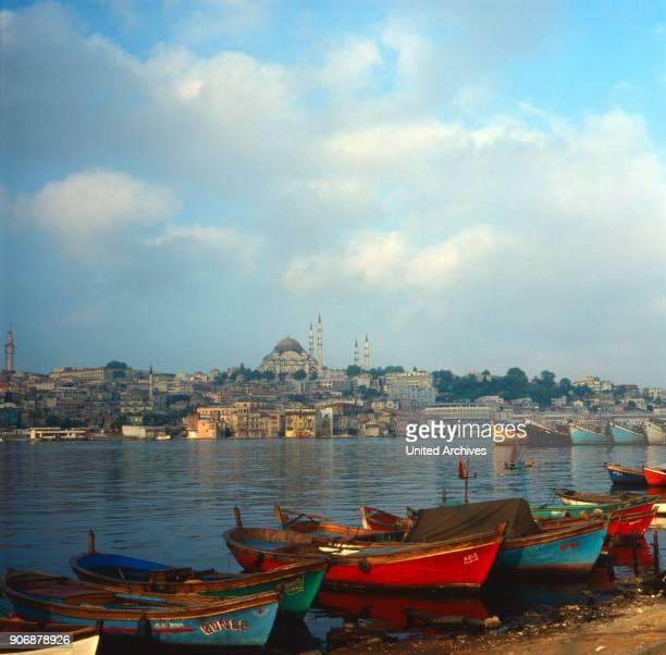 A trip to Istanbul Turkey 1980s
