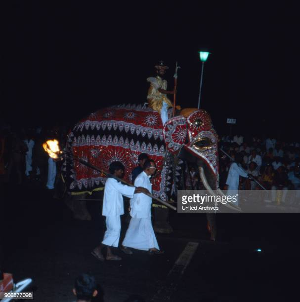 A trip to Kandy Sri Lanka 1980s