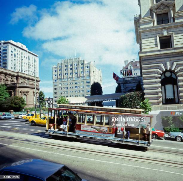 A trip to San Francisco 1980s