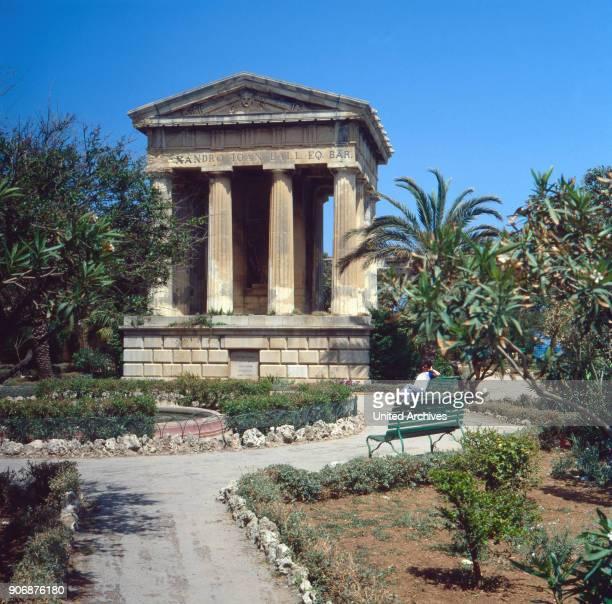 A trip to Valletta Malta 1980s