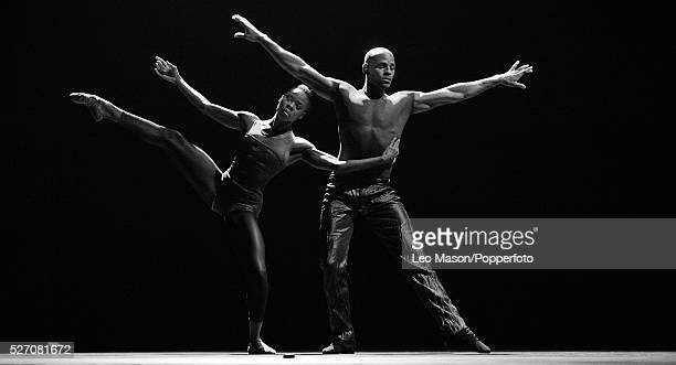 Triple Bill performed at Sadlers Wells Theatre London UK Ebony Williams Joaquim de Santana