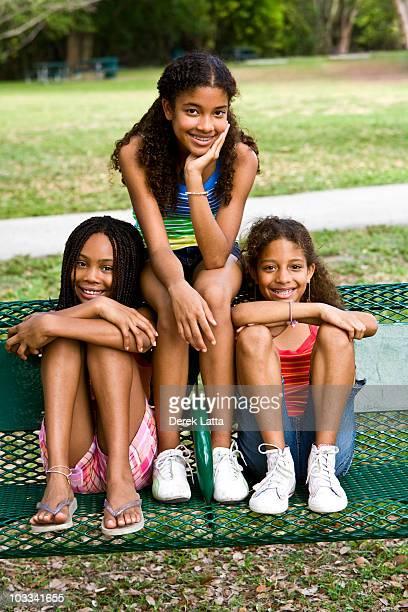 Triple girlfriends