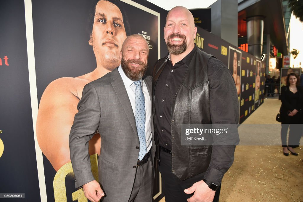 Los Angeles Premiere of Andre The Giant from HBO Documentaries : News Photo