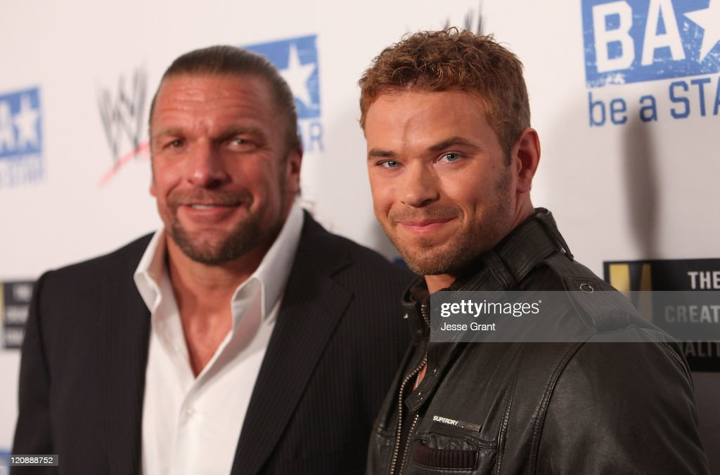 WWE SummerSlam Kick Off Party With Guest DJ Kellan Lutz