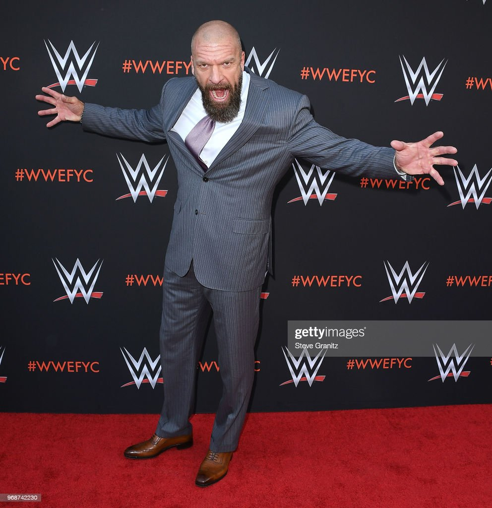 "WWE's First-Ever Emmy ""For Your Consideration"" Event : News Photo"
