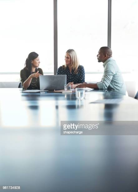 triple the expertise in this boardroom - vertical stock pictures, royalty-free photos & images