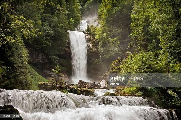 Triple-Wasserfall