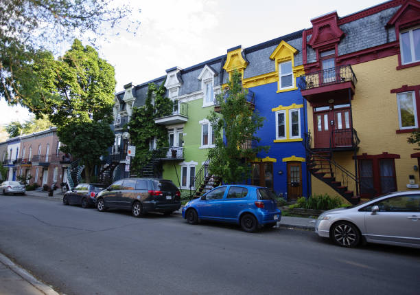 CAN: The Plexes Of Montreal Make Room For Change