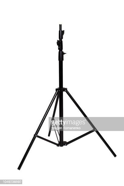 tripod stand for photo studio - ledematen lichaamsdeel stockfoto's en -beelden