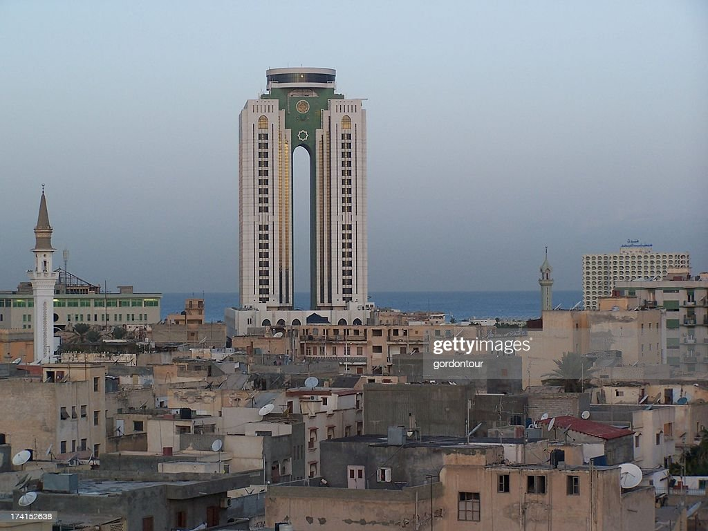 Tripoli, Libya : Stock Photo