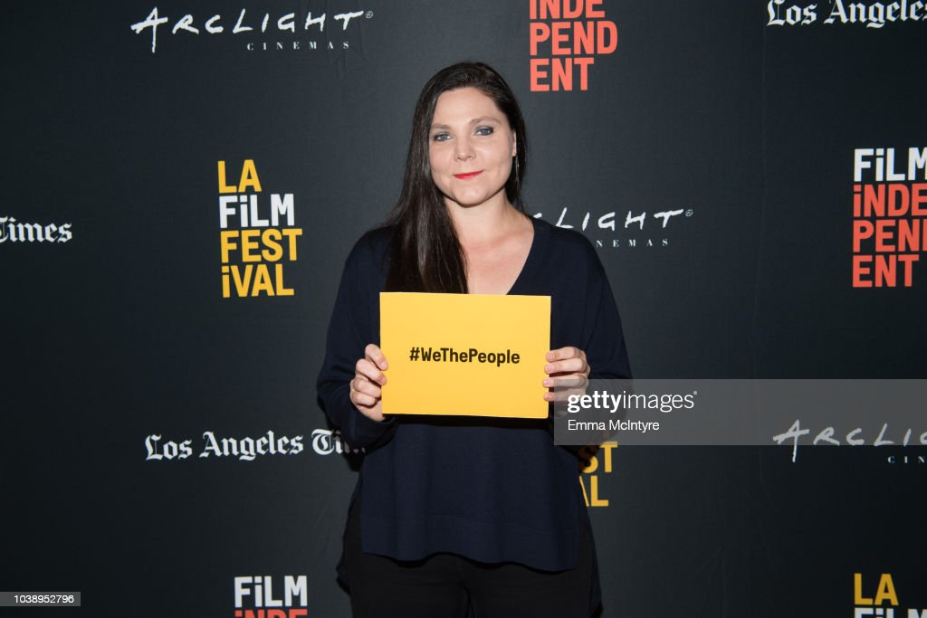 2018 LA Film Festival - We The People - Stimulating Conversation: Shout Out Entertainment Critics
