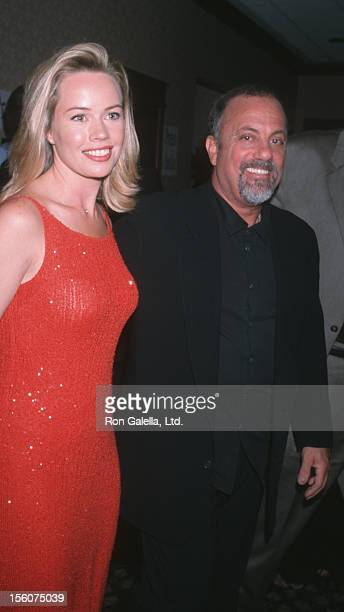 Trish Bergin and Billy Joel during National Academy of Popular Music Presents The Songwriters Hall of Fame at Sheraton Hotel And Towers in New York...