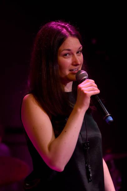 GBR: International Women's Day Lockdown Session At Ronnie Scott's Jazz Club
