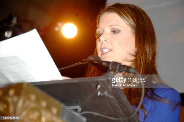 Trish Regan attends 12th Annual HEDGE FUNDS CARE New York OPEN YOUR HEART TO THE CHILDREN Benefit at Cipriani 42nd Street on February 25 2010 in New...