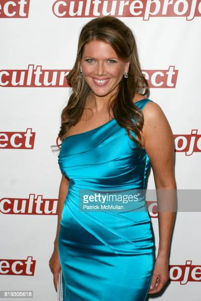 Trish Regan attends CULTURE PROJECT Presents TWIN SPIRITS at The Allen Room on June 30 2010 in New York City