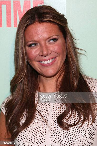 Trish Regan attends Masters Of Sex New York Series Premiere at The Morgan Library Museum on September 26 2013 in New York City