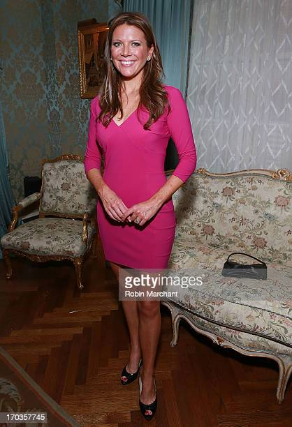 Trish Regan attends Salute To The Southampton Animal Shelter at Private Residence on June 11 2013 in New York City