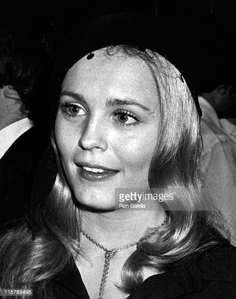 Trish Stewart attends 28th Annual Director's Guild of America Awards on March 16 1976 at the Beverly Hilton Hotel in Beverly Hills California