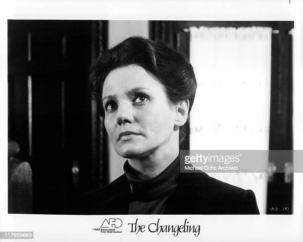 Trish Van Devere in a scene from the film 'The Changeling' 1980