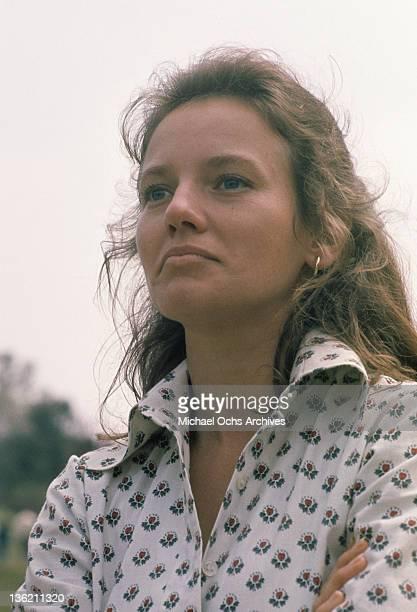 Trish VanDevere circa 1973