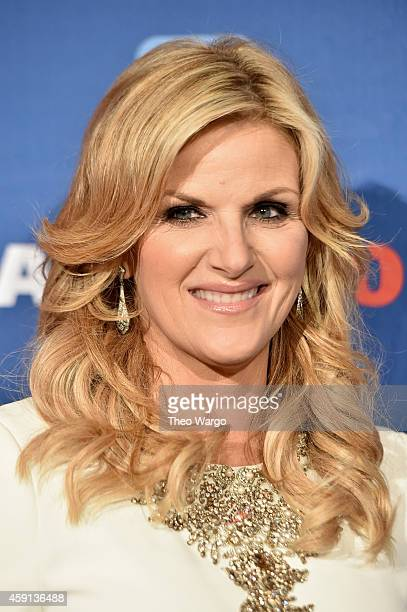 Trisha Yearwood attends the ASCAP Centennial Awards at Waldorf Astoria Hotel on November 17 2014 in New York City