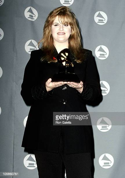 Trisha Yearwood during The 37th Annual GRAMMY Awards at Shrine Auditorium in Los Angeles California United States