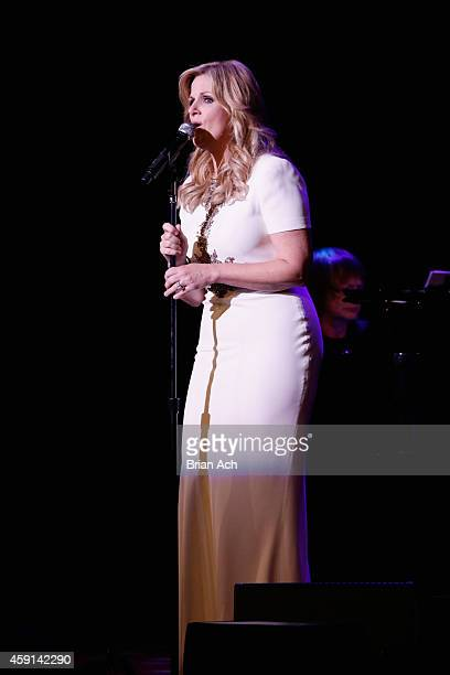 Trisha Yearwood performs onstage at the ASCAP Centennial Awards at Waldorf Astoria Hotel on November 17 2014 in New York City