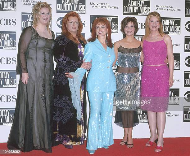 Trisha Yearwood The Judds Martina McBride and Patty Loveless
