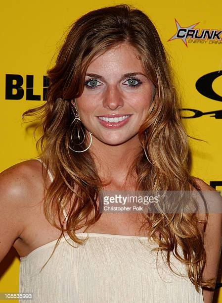 Trishelle Cannatella during Blender/Oakley X Games Party - Arrivals at The Key Club in Los Angeles, California, United States.