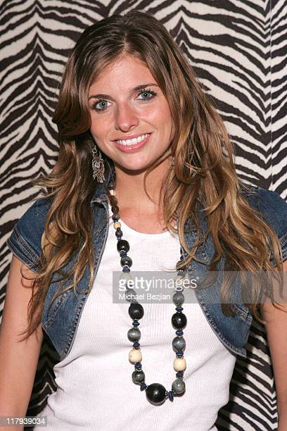 Trishelle Cannatella during Bowling With Reality Stars - August 18, 2005 at Jillian's Hi-Life Lanes in Universal City, California, United States.
