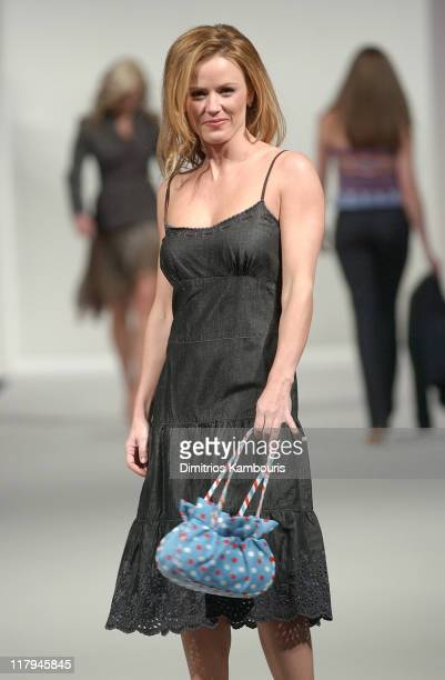Trista Rehn during Super Bowl XXXVII - 7th Annual NFL Gridiron Glamour - Fashion Show at San Diego Convention Center in San Diego, California, United...