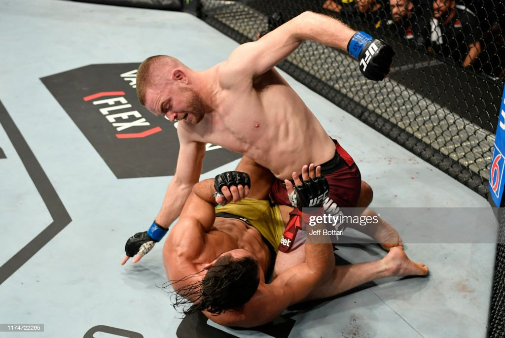 UFC Fight Night: Pereira v Connelly : News Photo