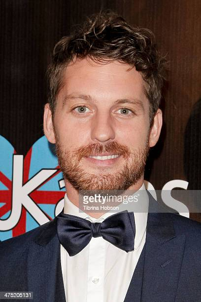 Tristan MacManus attends the 7th annual TOSCARS awards show at the Egyptian Theatre on February 26 2014 in Hollywood California