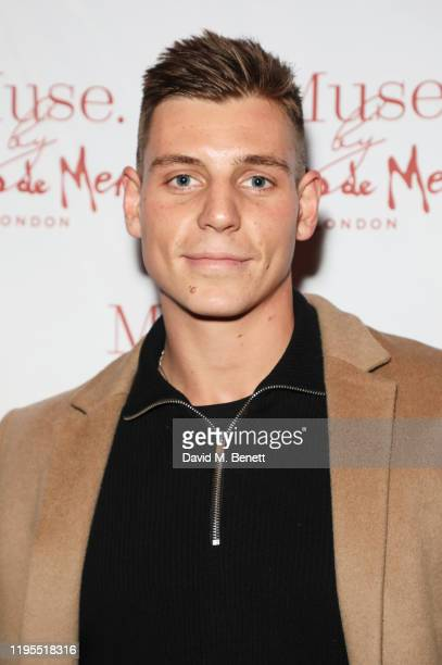 Tristan Phipps attends the launch of Muse by Coco De Mer at Sketch on January 23 2020 in London England