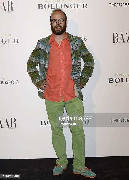 Tristan Ramirez attends the Harper's Bazaar dinner at the Circulo de Bellas Artes on June 14 2016 in Madrid Spain