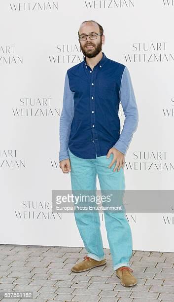 Tristan Ramirez Ruiz de la Prada attends the Stuart Weitzman cocktail party at the USA Ambassador's Residence on June 1 2016 in Madrid Spain