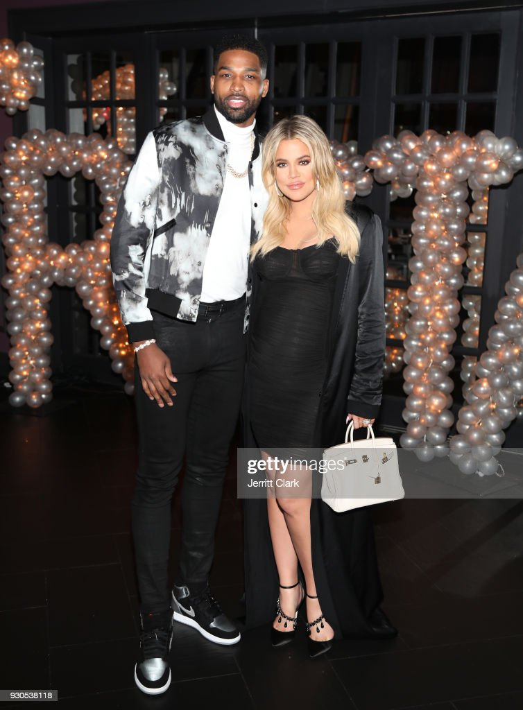 Remy Martin celebrates Tristan Thompson's Birthday at Beauty & Essex : News Photo
