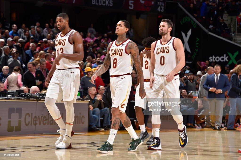 Chicago Bulls v Cleveland Cavaliers : News Photo